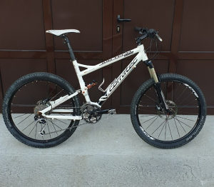 Biciklo Corratec Air Tech FullSuspension
