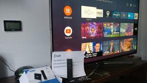Mecool KM9 PRO Android TV 9.0 certificiran chromecast