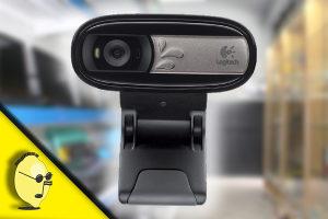Logitech C170 Web Kamera