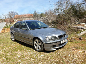 BMW 330d 204ks 150kw citaj detaljno !!! SAMO PRODAJA!!!