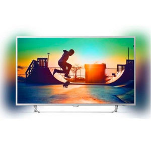 "Philips TV, Android, 43"" 43PUS6703 4K Ambilight 3"