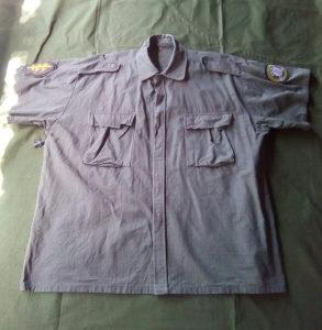 Košulja specijalne policije MUP-a ex HR HB