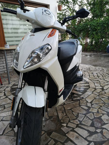 Motor Aprilia Sportcity 50