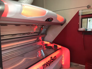 Solarijum, solarij Megasun 6800 Alpha