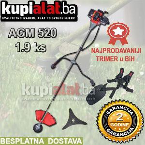 TRIMER BENZINSKI AGM 520 (VILLAGER)