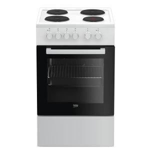 BEKO električni štednjak FSS 56000 GW (samostojeći)