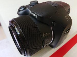 Sony DSC HX300 (50x Ultra-ZOOM Kamera)