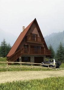 Projektovanje svih vrsta građevinskih objekata