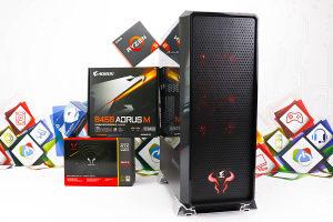 Gaming PC Riotoro; Ryzen 5 1600x; GTX 1070Ti; 16GB; SSD