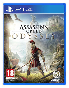 Assassin's Creed Odyssey (PlayStation 4 PS4)