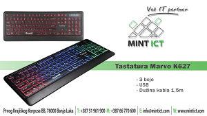 Tastatura MARVO K627