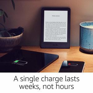 Novi Amazon Kindle,deseta generacija, 4gb,