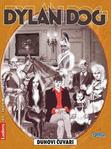 Dylan Dog 172 / LUDENS