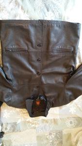 kozna muska jakna
