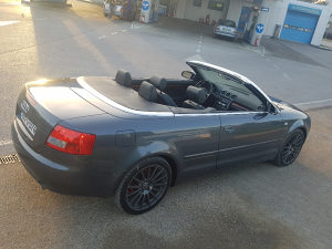 Audi Cabriolet UVOZ CH POVOLJAN !!!