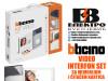 Interfon video sa memorijom i čitačem kartica Bticino