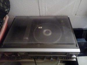 Radio gramofon