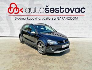 VW POLO CROSS 1.6 TDI CR motor 2013g.