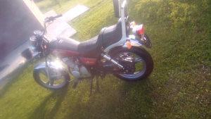 Honda Daelim Advance 125