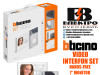 Video interfon/portafon set sa hands-free Bticino