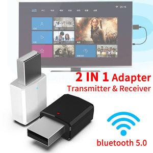 USB Bluetooth 5.0 Transmitter/Receiver AUX