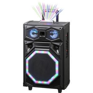 Zvučnik karaoke BT-860 180W Bluetooth USB FM