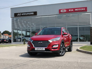 Hyundai Tucson Prestige plus 2.0 dizel 4x4