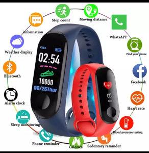 Smart sat smart narukvica fitness narukvica (AKCIJA)
