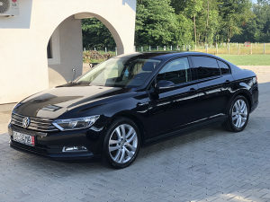 VW PASSAT B8 1.6 TDI  2016 GOD