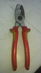 Knipex elektro makaze