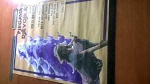 Filmski plakat Pjegava djevojka