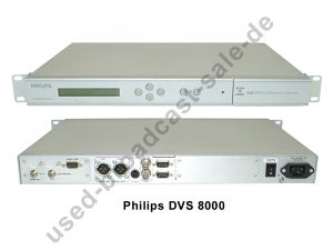 Profesionalni Dig. receiver/decoder Philips DVS 8000