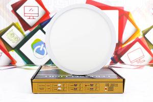 LED panel RIMLESS okrugli ugradbeni 18W 4000K