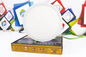 LED panel RIMLESS okrugli ugradbeni 18W 6500K
