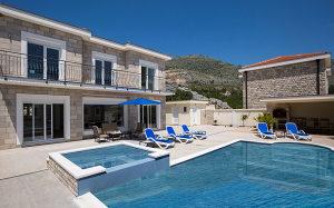 Kuca s bazenom 8 km od Dubrovnika