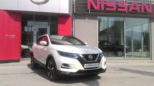 Nissan QASHQAI 1,7D CVT 4WD TEKNA NL BO