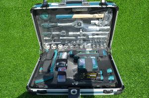 Kovčeg sa alatom 176 djelova