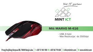 Miš MARVO M-416