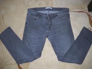 Muške pantalone - hlače sive
