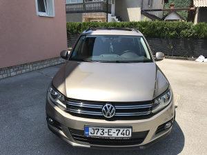 VW TIGUAN 2.0 CR  DSG 7G 4*4