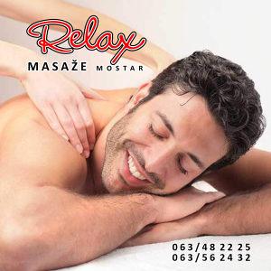 Sportska masaža - M o s t a r