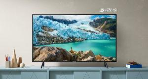 "Samsung 4K 43"" UltraHD TV 43RU7172 WiFi HDR Smart"