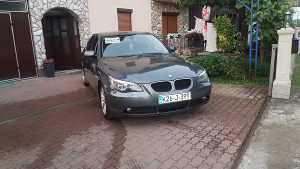 BMW 5 E60 2.2 benzin-plin REGISTROVAN PUNU GODINU