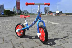Balans biciklo Spajdermen/ Biciklo za ravnotezu