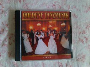 komplet 3 CD-a plesna muzika Tango Walcer Foxtrott itd