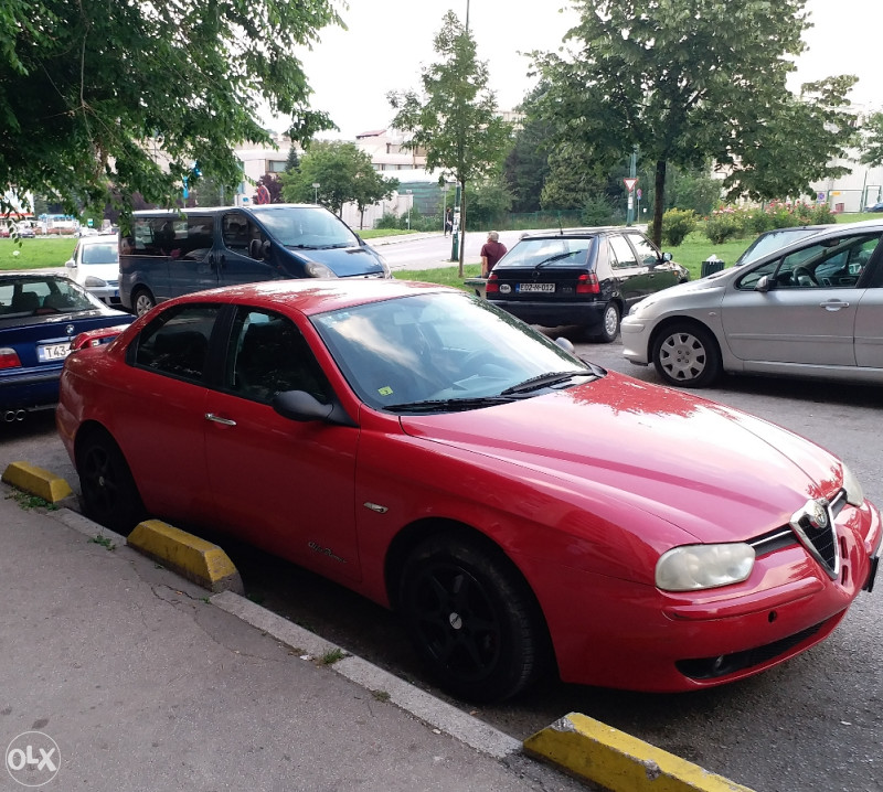 Alfa Romeo 156 (KAPARISANA)