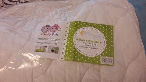 jorgan i jastuk za bebe