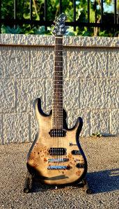 Zoran Simic ZS Custom Handmade Gitara