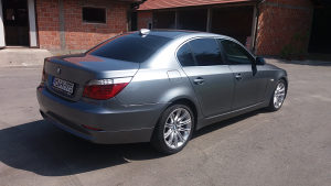 BMW  E60 525 D Facelift model 2008 Ekstra stanje