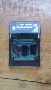Star Wars Racer (gameboy color)